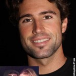 Brody Jenner bloody after fight for Avril Lavigne