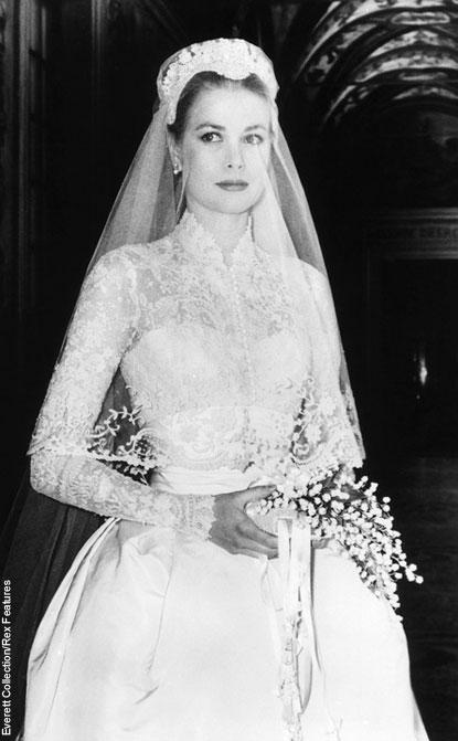 Свадебные платья грейс келли