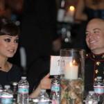 Mila Kunis keeps promise to attend Marine Ball