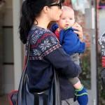 Selma Blair struggles with postpartum hair loss