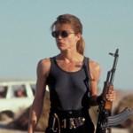 Linda Hamilton – Terminator