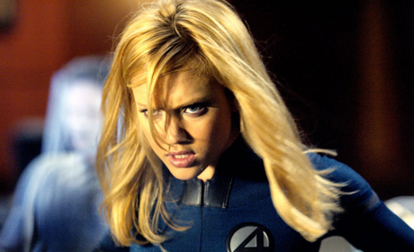 Just add cosmic radiation to Fantastic Four's sexy but shy Susan Storm and suddenly major girl power emerges. Jessica Alba plays the girl whose temper you don't want to mess with.