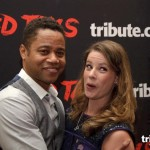Tribute's Red Tails after party with Cuba Gooding Jr.