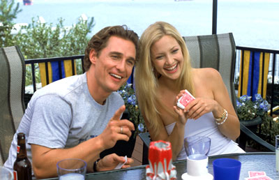"""Andie Anderson (Kate Hudson) covers the """"How To"""" column for a swanky magazine and her next assignment is """"How to Lose a Guy in 10 Days,"""" so she and her friends head to a bar to find her victim. While scoping the room, she locks eyes with Benjamin Barry (Matthew McConaughey), a handsome advertising exec […]"""