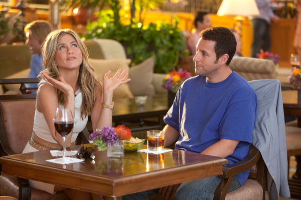 A plastic surgeon (Adam Sandler) convinces his loyal assistant (Jennifer Aniston) to pose as his soon-to-be ex-wife to cover up a lie he told his young, super hot girlfriend. It's only a matter of time before one small lie turns into one big mess.