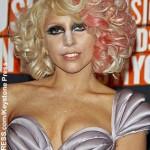 Lady Gaga and her bathtub of blood