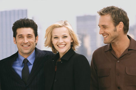 Tired of her old country life, Melanie (Reese Witherspoon) leaves her husband in Alabama and heads to New York City to pursue a career in fashion design. While there, she meets the perfect city man (Patrick Dempsey),who even wants to marry her, except she still has a husband (Josh Lucas) at home who's refusing to […]