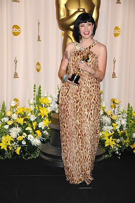 Stripper-turned-screenwriter Diablo Cody seemed to have jungle fever at the Academy Awards in 2008 with her Christian Dior leopard print frock. Despite the fashion faux-pas, she still managed to take home the Best Original Screenplay Award for her movie Juno. Photo: ©Unimedia/ADC/KEYSTONE Press