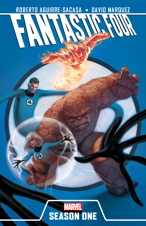 Fantastic Four goes modern with new graphic novel