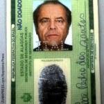 Jack Nicholson photo found on fake ID