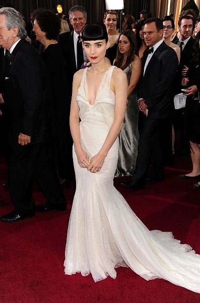 When Rooney Mara showed up on the red carpet at this year's Oscars, it was hard to believe that she was the same girl who played the dark Lisbeth Salander in The Girl with the Dragon Tattoo. She looked gorgeous in her white Givenchy gown, especially against the jet black hair and red lips. Many […]