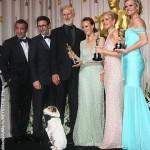 The Artist wins Best Picture Oscar