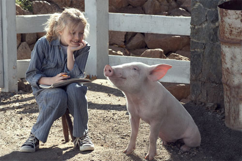 The runt of his litter, Wilbur was deemed unworthy to keep, but Fern (Dakota Fanning) makes it her mission to ensure that Wilbur is able to grow into a healthy and happy pig. Wilbur makes friends with a spider named Charlotte who plans to show everyone how special Wilbur truly is. The classic children's novel was originally written by E.B. […]