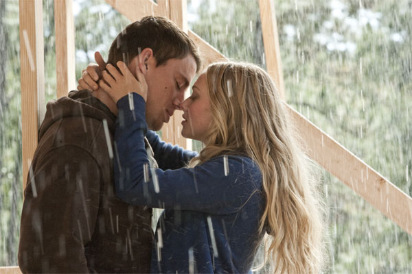 During a two-week leave, Sergeant John Tyree (Channing Tatum) meets and falls in love with Savannah Curtis (Amanda Seyfried). Before Savannah heads back to college she promises to write John until he comes back from completing his enlistment. Things change when John re-enlists after the 9/11 attacks.