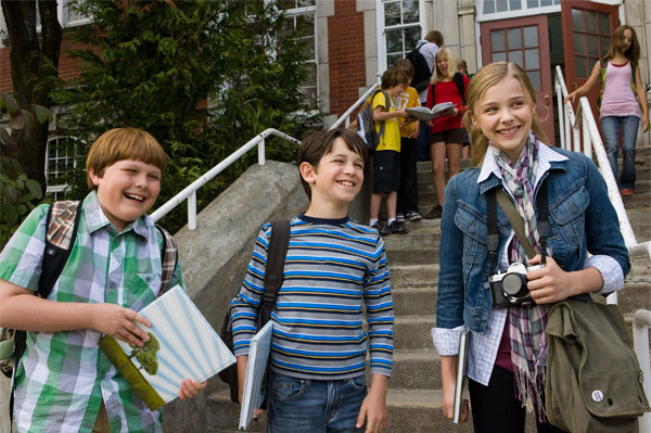 """Middle-schooler Greg Heffley (Zachary Gordon) devises a string of schemes to help get him through his social landmine of a school and then documents it all in a diary — correction, a """"journal."""" Along with the wedgies, swirlies, and cafeteria cooties, Greg also has to deal with a bully of a big brother. A sequel, […]"""