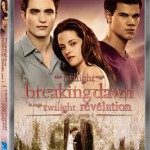 The Twilight Saga: Breaking Dawn – Part 1 DVD review