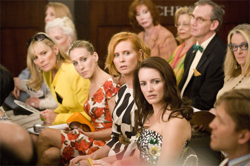 "The film adaption of the HBO television series Sex and the City is set four years after the series finale. Carrie (Sarah Jessica Parker), Miranda (Cynthia Nixon), Samantha (Kim Cattral) and Charlotte (Kristin Davis) prepare for the wedding of a lifetime. Carrie and longtime boyfriend ""Mr.Big"" (Chris Noth) are finally tying the knot, but on […]"