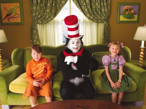 Cat In The Hat Image One