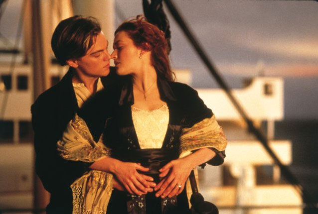 Rose (Kate Winslet), who'sengaged to marry a man she doesn't love,feels hopelessly trapped while boarding the Titanic. In contrast, Jack Dawson (Leonardo Di Caprio) and his best friend, who've won third-class tickets in a card game, are excited to board the ship. Jack stops Rose, who's trying to commit suicide,from jumping overboard and the two […]