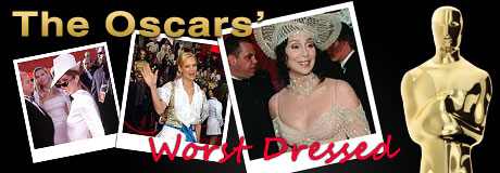 One of the best parts of watching the Oscars is checking out all the great fashion on the red carpet. You'd think with their endless entourage of stylists and designers, celebrities would come out looking their very best. But as it turns out, there's always room for error. From homemade messes to ruffle overload, we'll […]