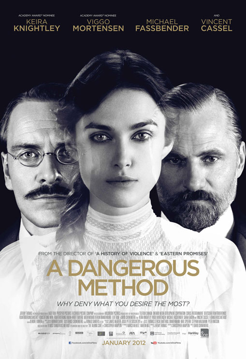 A Dangerous Method now available on DVD « Celebrity Gossip ... A Dangerous Method Poster