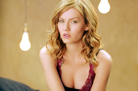 Remember The Girl Next Door? The blonde, flirtatious girl next door was Elisha Cuthbert. The sexy starlet always leaves her fellow Canadians wanting more, especially hockey player Dion Phaneuf.