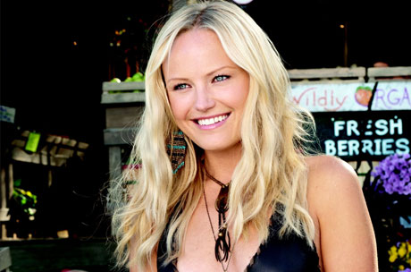 Swedish-born actress Malin Akerman grew up in Ontario where she began as a model. Her toned beach body and sultry eyes have made her a staple in hot 100 lists such as Maxim and FHM magazine.