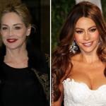 Sharon Stone and Sofia Vergara to play lovers