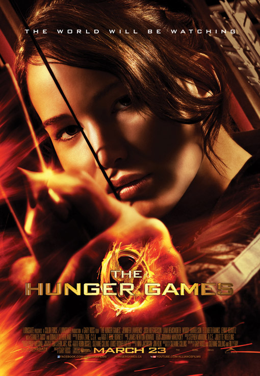The Hunger Games tops box office for second weekend