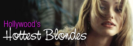 Hollywood's Hottest Blondes