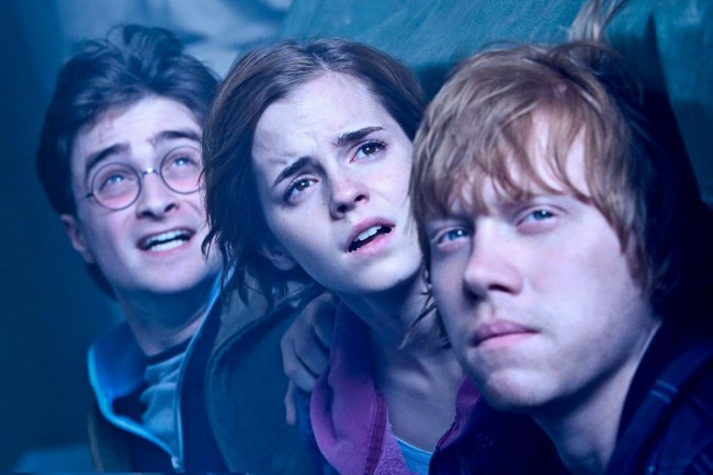 These action packed films are filled with magical twists and turns as teens Harry, Hermione and Ron team up in a seven part adventure to take down the evil wizard Voldemort.