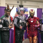 The Avengers gather at Toronto Comic Con