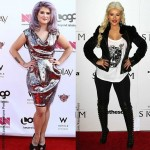 Kelly Osbourne calls Christina Aguilera fat