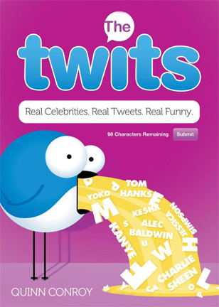 The Twits book of celebrity tweets « Celebrity Gossip and ...
