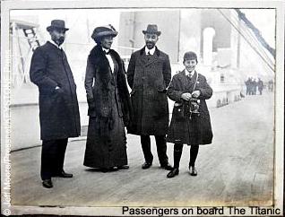 The 100th Anniversary Of The Titanic Celebrity Gossip