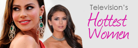 These sexy stars have graced us with their presence from the comforts of our home. We have fallen in love with their sultry characters from our favorite television shows and that's why they're on our list of TV's Hottest Women.