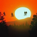 E.T. bicycle ride voted Universal's most memorable moment