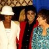 Whitney Houston, Michael Jackson and Liza Minnelli