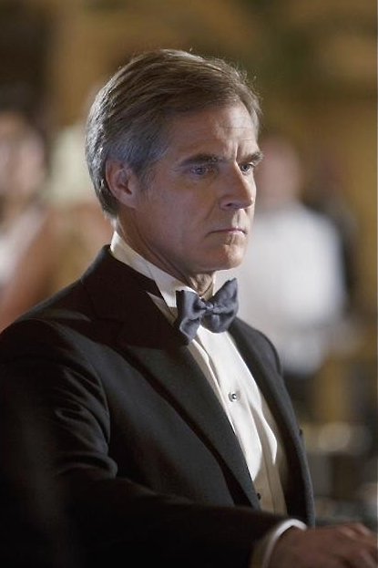 Played by Henry Czerny, Conrad Grayson in Revenge is rich and powerful, but he lacks in the parenting department. He ditched his daughter the moment he found out she wasn't his biological offspring and uses his son to dig for dirt on his wife, Victoria. He's not just a bad dad — he's a lousy husband, […]