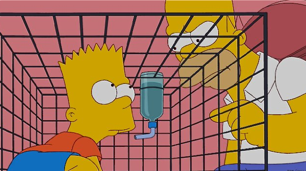 Homer Simpson might not be the worst TV dad, but he certainly isn't the greatest. Voiced by Dan Castellaneta, The Simpsons father is irresponsible, has a lower-than-average intelligence, and is pretty much an all-around slob.