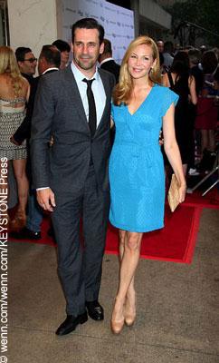 Jon Hamm and Jennifer Westfeldt robbed « Celebrity Gossip ...