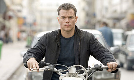 He may not know who he is, but he never forgot how to kill. Jason Bourne (played by Matt Damon) is the amnesic assassin who is trying to find his identity, while never knowing who he can trust. He can also turn a pen into a deadly weapon.