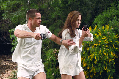 All's fair in love and war when this married couple (played by Brad Pitt and Angelina Jolie), each unaware of their partner's secret life, learn they've been contracted to kill the other.