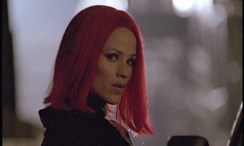 Before Lost and Star Trek, J.J. Abrams created a cool television series called Alias. It starred Jennifer Garner as the young, ass-kicking double agent Sydney Bristow. Sydney taught us that you can still look sexy while dominating the game of international espionage.