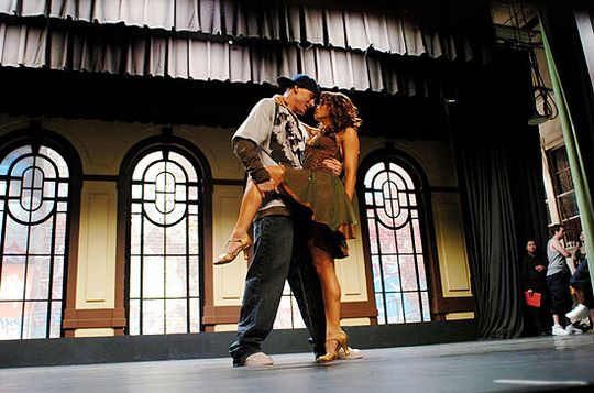 Jenna Dewan began showing off her dance skills as a backup dancer for well-known stars such as Christina Aguilera and Missy Elliot. Her most significant acting role came in the hit film Step Up, where she met her husband, Channing Tatum, while starring alongside him.