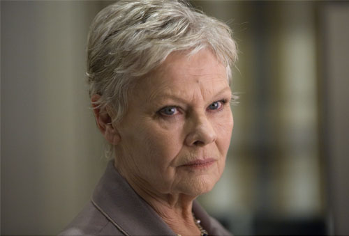 There's no question, Dame Judi is one of our favorite British actress. The classically trained acting legend, who recently starred in The Best Exotic Marigold Hotel, famously won an Oscar in 1999 for her eight-minute performance as Queen Elizabeth I in Shakespeare in Love.