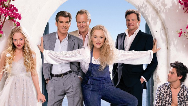 The music of ABBA is brought to life in this outrageous comedy about miscommunications and motherly love. Raised in Greece by her single mother (Meryl Streep), Sophie (Amanda Seyfried) uses her impending nuptials as an excuse to find her birth father. Narrowing down the contenders to three, she invites each of them to the wedding […]