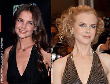 Nicole Kidman  Katie Holmes on Katie Holmes Called Nicole Kidman For Advice   Celebrity Gossip
