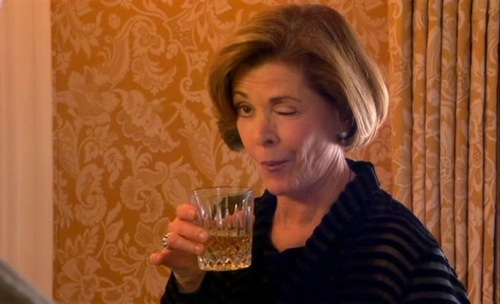 The matriarch of Arrested Development's dysfunctional Bluth clan must be equally as dysfunctional, right? Lucille Bluth doesn't disappoint. This alcoholic, narcissistic drama queen is a walking lesson in how not to parent—and we laugh every step of the way.