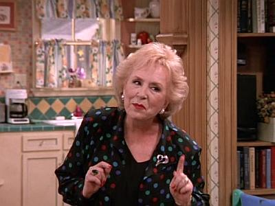 If there was a prize for world's worst mother-in-law Everybody Loves Raymond's Marie would win it. Raymond's overprotective and meddling mother would constantly belittle her daughter-in-law, Debra. Marie used manipulation and guilt to make her family do whatever she wanted them to.  Did we mention she also lives next door?